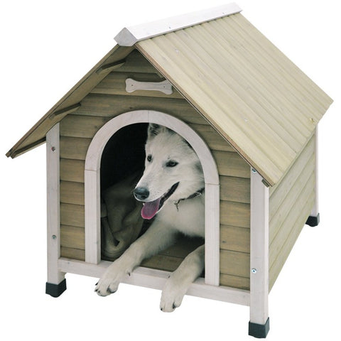 "3955 NOBBY Dog kennel ""CIVETTA 2 JAVA"" l x w x h: 84 x 70 x 82 cm"