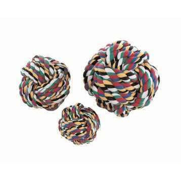 79325 Playing Rope ball - PetsOffice