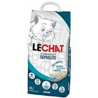 Monge Le Chat Non Clumping Cat Litter 10L - PetsOffice
