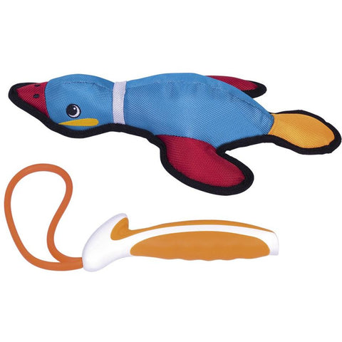 50569 NOBBY Nylon duck Extra Strong with sling 34 cm - PetsOffice