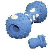 62342 NOBBY Rubber Cooling dumbbell 17 cm - PetsOffice