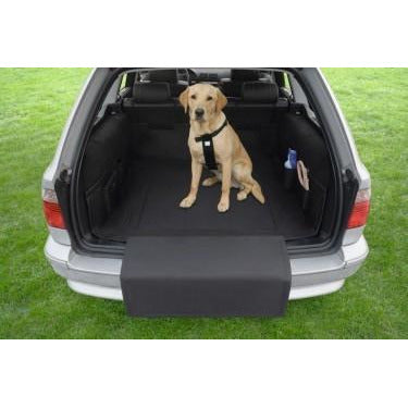 70679 Boot protection black l x w: 121 x 153 cm - PetsOffice