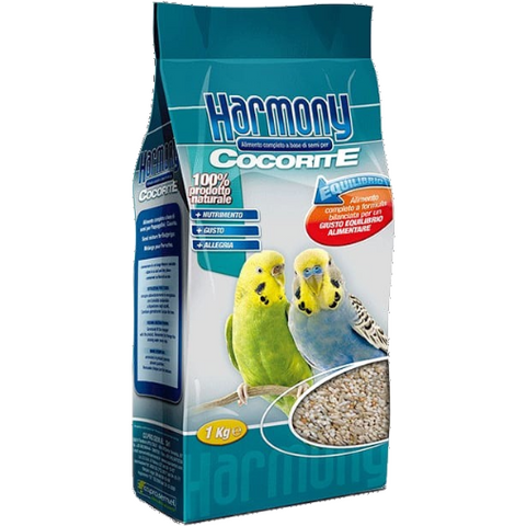 Budgies Made In Italty 1Kg