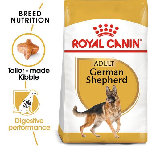 Royal Canin German Shepherd Adult 3kg - PetsOffice