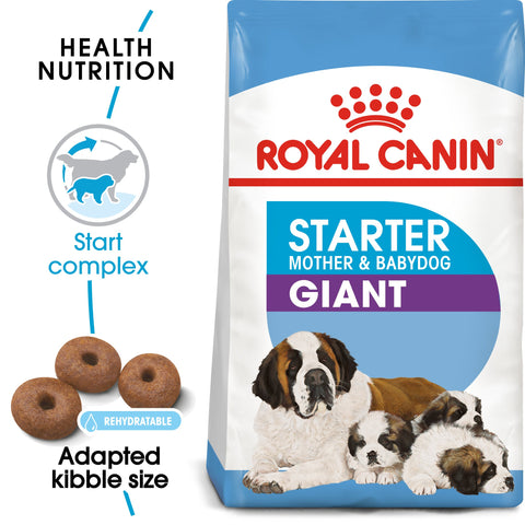 Royal Canin Giant Starter 4kg - PetsOffice