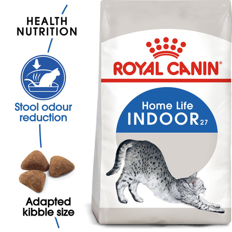Royal Canin Indoor 4kg - PetsOffice
