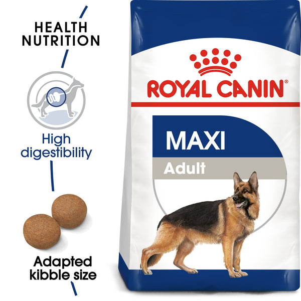Royal Canin Maxi Adult 4kg - PetsOffice