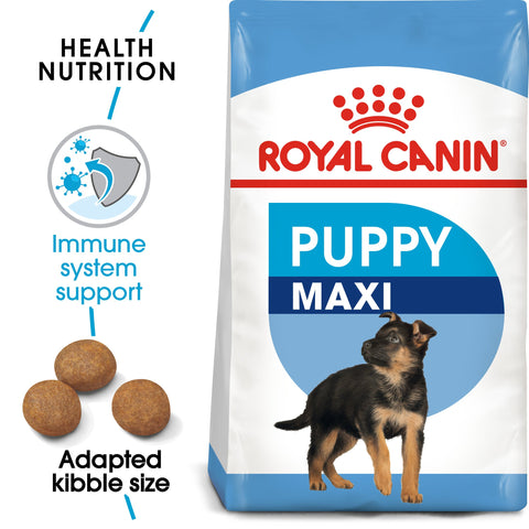 Royal Canin Maxi Puppy 4kg - PetsOffice