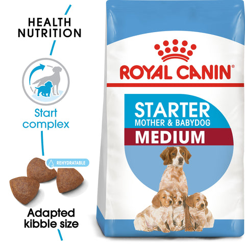 Royal Canin Medium Starter 1kg - PetsOffice