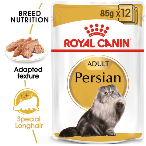 Royal Canin Persian Gravy 85g - PetsOffice