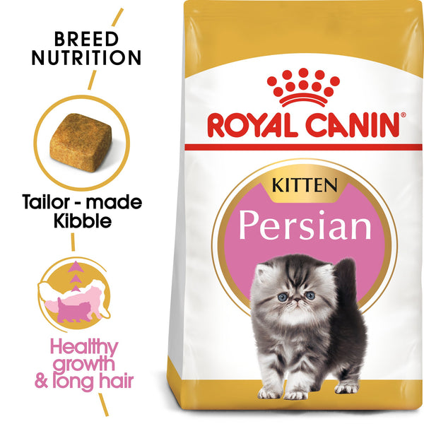 Royal Canin Persian Kitten 2kg - PetsOffice