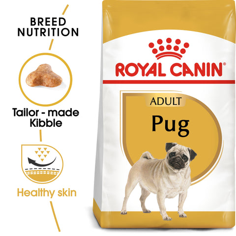 Royal Canin Pug Adult 1.5kg - PetsOffice