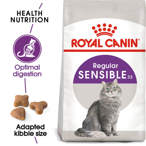 Royal Canin Sensible Cats 2kg - PetsOffice