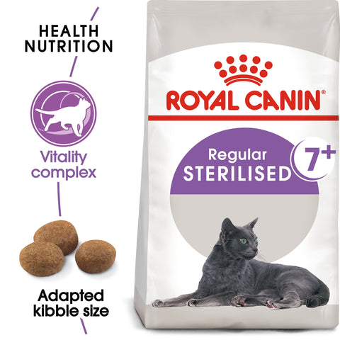 Royal Canin Sterilised +7 1.5kg - PetsOffice