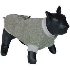 "66757 NOBBY Dog sweater ""MINIK"" green 34 cm - PetsOffice"