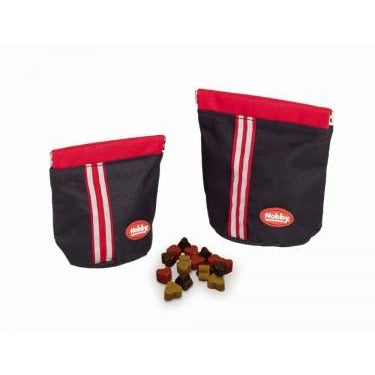 67472 NOBBY Snack bag with snap closing small 11 x 11 cm - PetsOffice