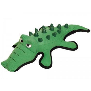50504 NOBBY Plush crocodile Extra Strong with TPR spikes 41 cm - PetsOffice