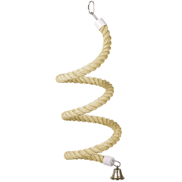 "31614 NOBBY Sisal Rope ""Spiral"" - PetsOffice"