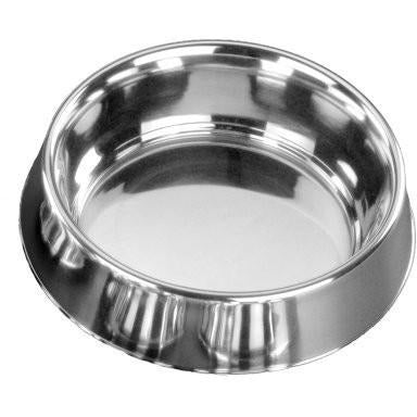 "79081 NOBBY Stainless steel bowl ""Nordic"" 14cm - PetsOffice"