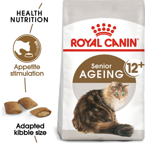 Royal Canin Ageing +12 Cat 2kg - PetsOffice