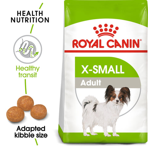 Royal Canin X-Small Adult 1.5kg - PetsOffice