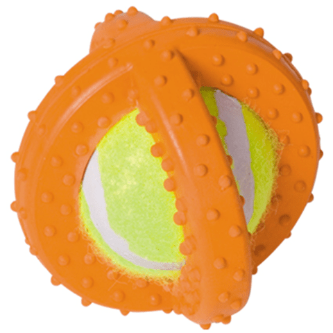 60094 NOBBY Rubber/Tennis Ball - PetsOffice