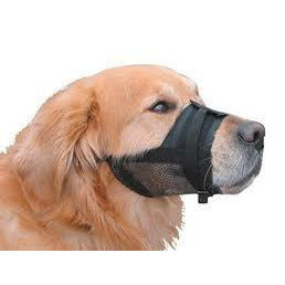 79283 NOBBY Muzzle adjustable black size 2 - PetsOffice