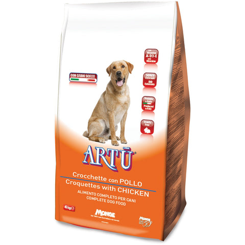 Artu Chicken 4kg - PetsOffice