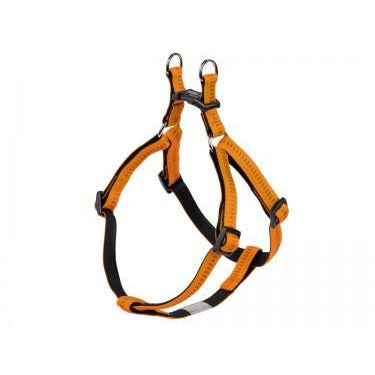 "78521-04 NOBBY Harness ""Soft Grip"" orange chest: 50/72 cm; w: 20 mm - PetsOffice"