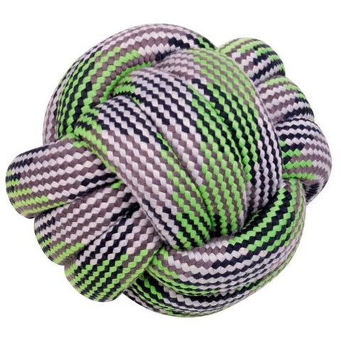 "60346 NOBBY Rope Toy ""XXL"", Ropeball 15 cm, approx. 820 g - PetsOffice"