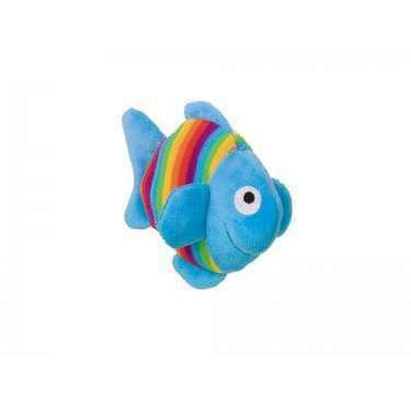 "67491 NOBBY Plush fish ""RAINBOW"" - PetsOffice"
