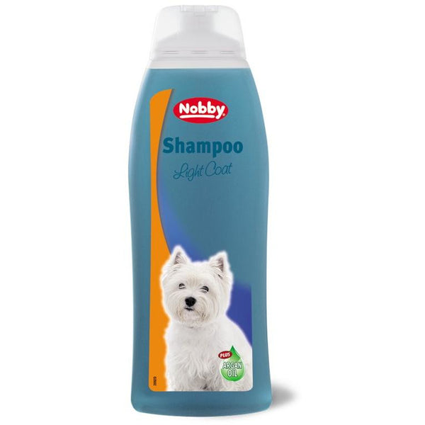 75495 NOBBY Shampoo Light-fur-colors 300 ml Made in Germany - PetsOffice