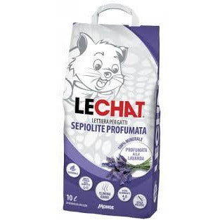 Monge Le Chat  Perfumed Non Clumping Cat Litter 10L - PetsOffice