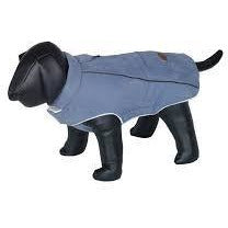 "66642 NOBBY Dog coat ""CAJA"" blue 26 cm - PetsOffice"