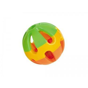 31430 NOBBY Ball with bell small, 8 cm - PetsOffice