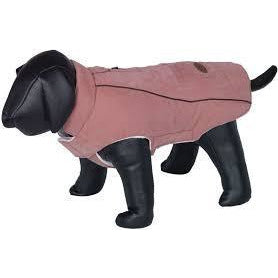 "66664 NOBBY Dog coat ""CAJA"" red 40 cm - PetsOffice"