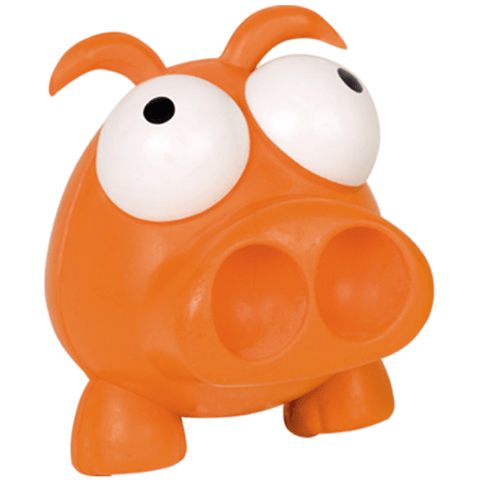 60092 NOBBY Rubber Pig - PetsOffice