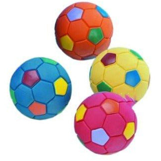 79666 NOBBY Rubber footballs - PetsOffice