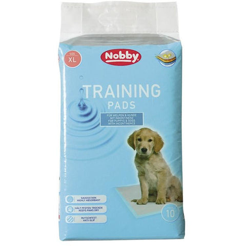 57158 NOBBY Doggy Trainer Pads 10 pcs XL - 90 x 60 cm - PetsOffice