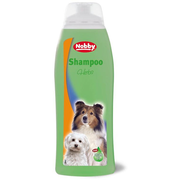 75493 NOBBY Shampoo Herbs 300 ml Made in Germany - PetsOffice