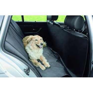 70681 Car Seat protection black l x w: 215 x 145 cm - PetsOffice