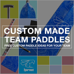 Have you thought about getting custom paddles for your dragon boat team? Look no further!