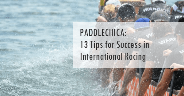 13 Tips for Success in International Racing