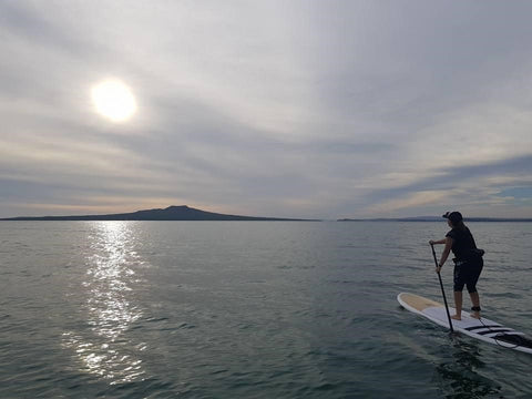 Girls Get Out There New Zealand Paddle Boarding