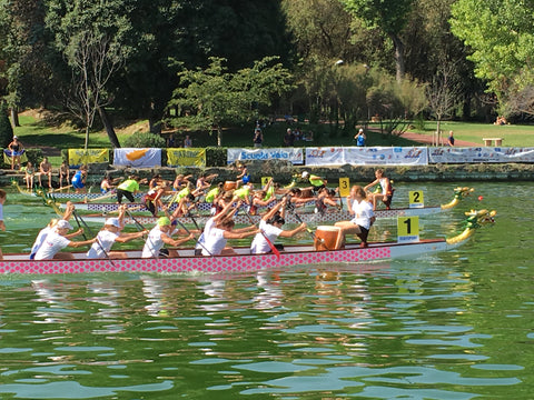 Dragon Boat Racing Rome
