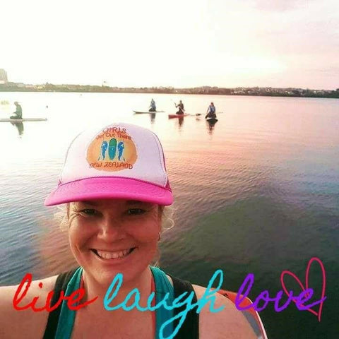 SJ SUP instructor - Live, Laugh, Love