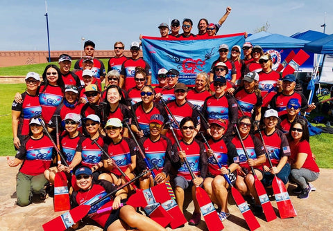 San Diego Dragon Boat Team