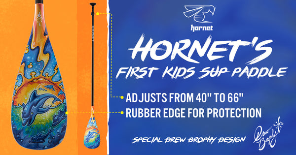 Hornet Watersports First Kids SUP paddle