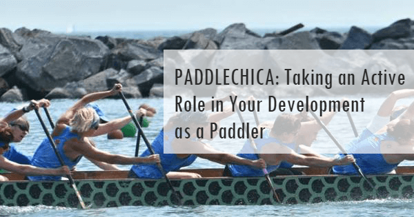 Taking an active role in your development as a paddler