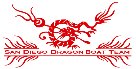 San Diego Dragon Boat Team logo